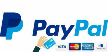 Tarjetas de crédito con paypal