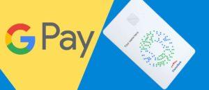 Nueva Tarjeta física de débito de Google Pay