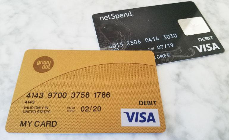 Tarjetas VISA con cvv