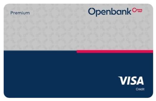 Tarjeta Premium Credit de Openbank