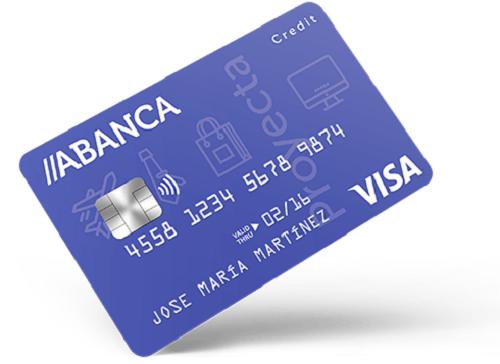 Visa Proyecta de Abanca